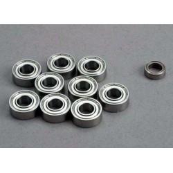 Ball bearing set: 5x11x4mm...