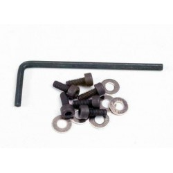 Backplate screws (3x8mm hex...