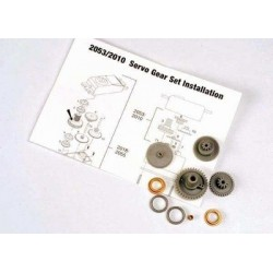 Servo gears (for 2055 and...