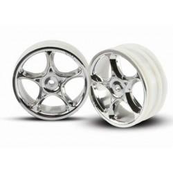 Wheels, Tracer 2.2 (chrome)...