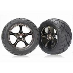 Tires & wheels, assembled...