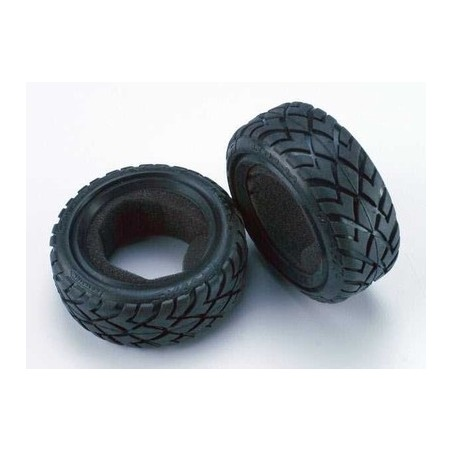 Tires, Anaconda 2.2 (wide, front) (2)/foam inserts (Bandit)