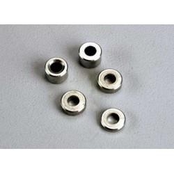 Aluminum spacers: 3x6x1.5mm...