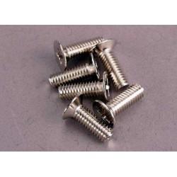 Screws, 4x12mm countersunk...