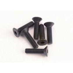 Screws, 3x12mm countersunk...