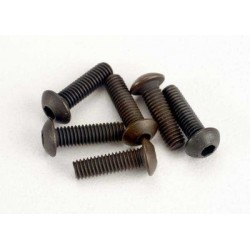 Screws, 3x10mm button-head...