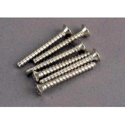 Screws, 3x25mm countersunk...