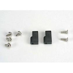 Servo mounts (2)/ screws (6)