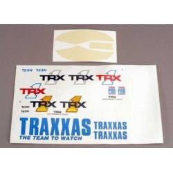 TRX2713 - * Decals, Trx-1...