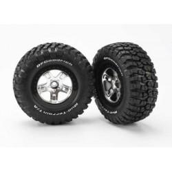 Tire & Wheel Assy, Glued (Sct
