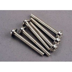 Screws, 3x26mm washerhead...