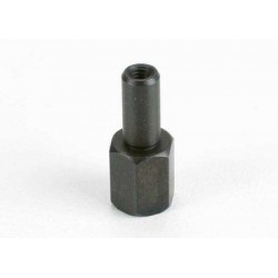 Adapter nut, clutch