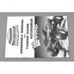 Assembly manual, Stampede