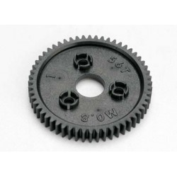Spur gear, 56-tooth (0.8...