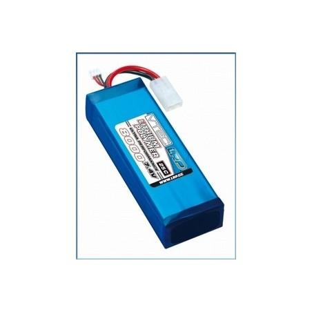 79870 - LRP VTEC LiPo Car Battery 8000 - 25C 7,4V