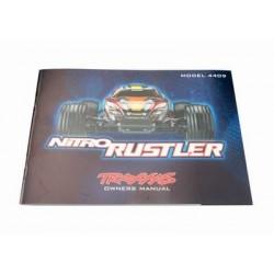Owners Manual, Nitro Rustler