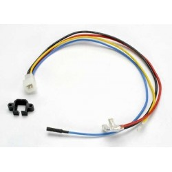Connector, wiring harness...