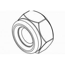 M650101S - Self Lock Nut M3