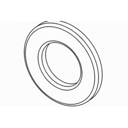 M655101S - Plain Washer 4 mm