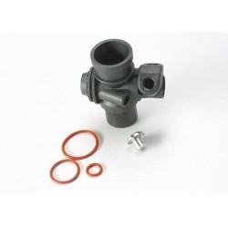 Carburetor body/ fuel inlet...