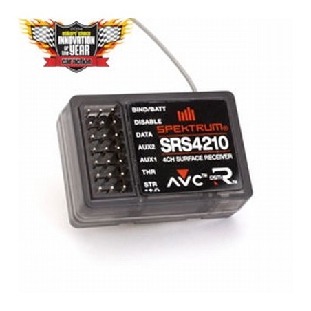 SPMSRS4210 - DSMR AVC Surface Rx