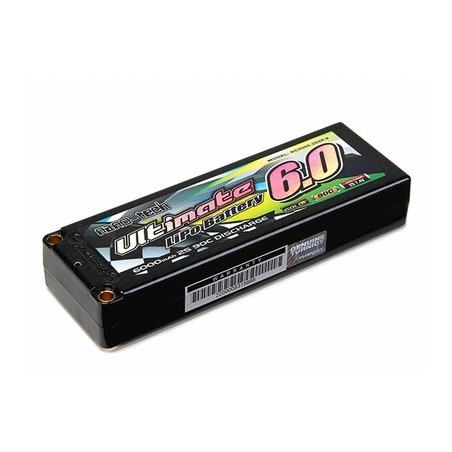 Turnigy NaoTech ULTIMATE 6000mAh - 90c constant