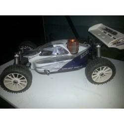XRAY XB Buggy met nieuwe...