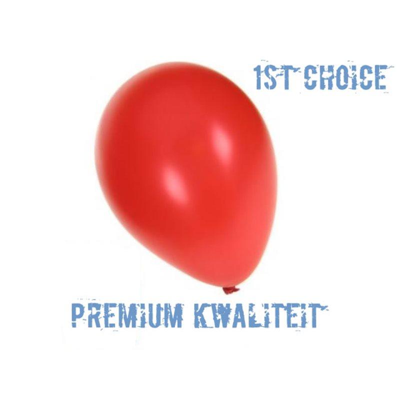 Premium ballonnen (waterdicht maken ontvanger etc)