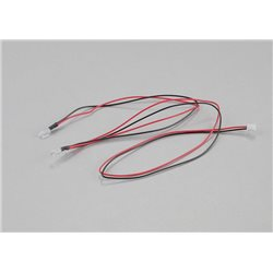 KB48462 - LED Unit Set (2 Red LEDS Diameter: 5mm)