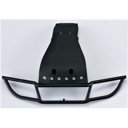 KB48042  - Front Bumper, injected (for 1/10 SCT)
