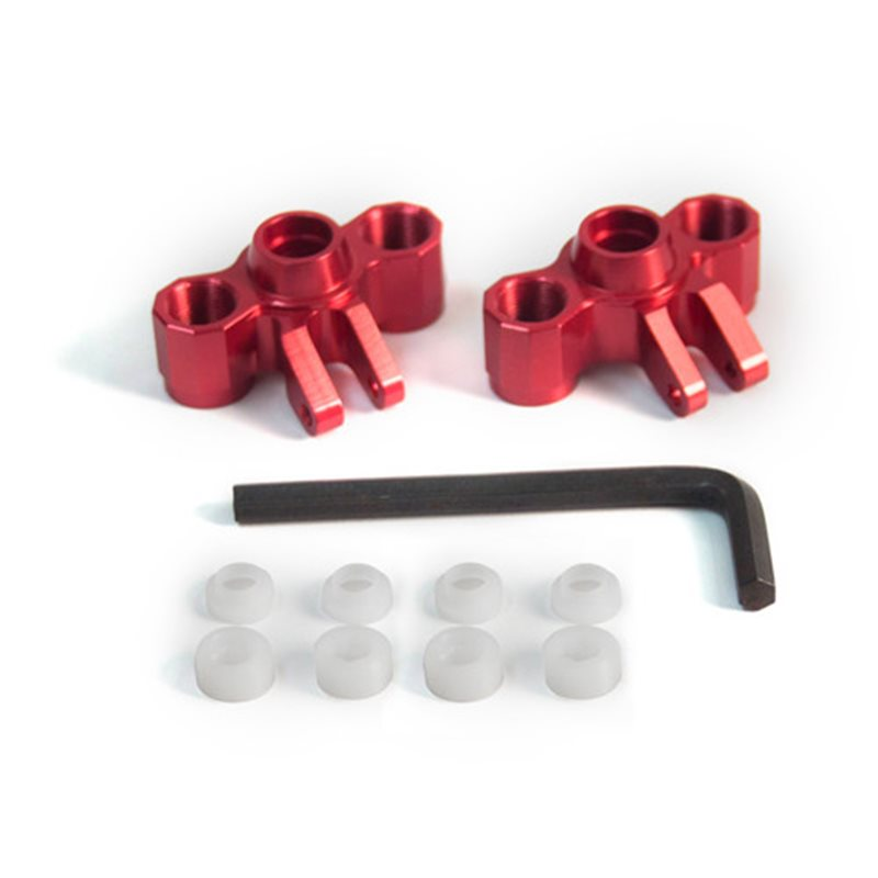 AT1477R - Front Knuckle Axle Carriers for Traxxas Rally 1/16