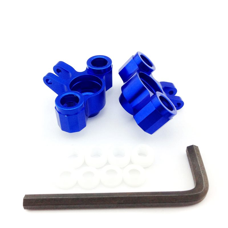 AT1477B - Front Knuckle Axle Carriers for Traxxas Rally 1/16