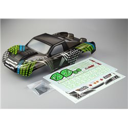 KB48217 - SCT  (1/10), The Hulk, met Decal Kit