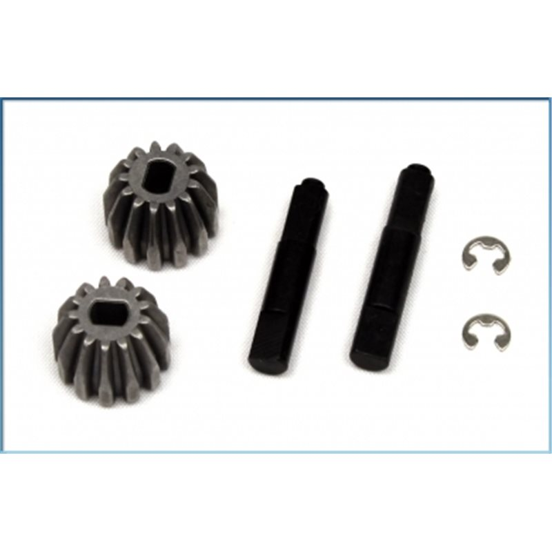 120901 - Diff Pinion Gear 13T (2pcs) - S10