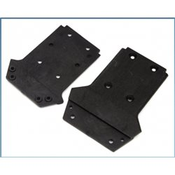 120909 - Front and rear Chassis Plate - S10