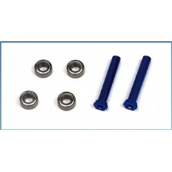 120943 - Servo Saver Post (2pcs) + Ball Bearing (4pcs) - S10