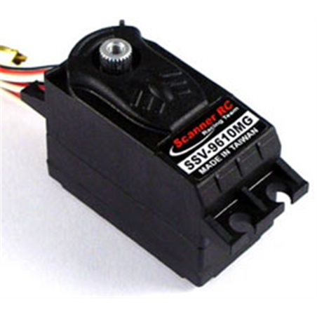 Scanner RC SSV-9610MG - Low Profile High Torque Servo
