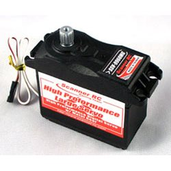 Scanner RC SSV-9960MG - High Performance Large Servo