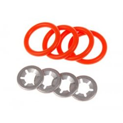 O-ring / washer for fuel cap (4)