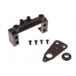 Carbon transponder holder & mount Set S960 (SER903196)