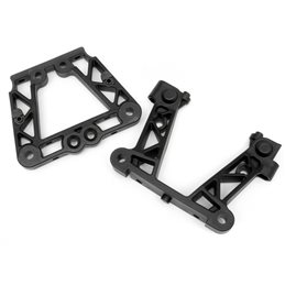 HPI85434 - REAR BULKHEAD SET