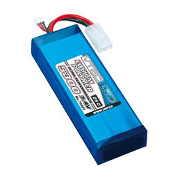 79861 - LRP LiPo Car Battery 5300 25C - 7,4V