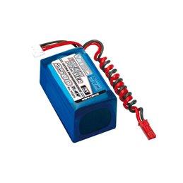 79926 - LRP VTEC LiPo RX-pack 2/3A Hump 2500mAh, 7,4V
