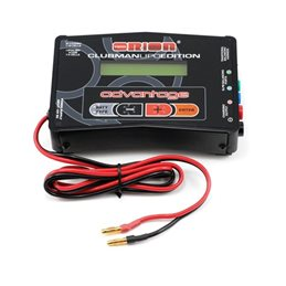 ORI30126 - Orion Advantage Clubman Lipo Edition LiPo/LiFe/NiMH DC Battery Charger (4S/6A/80W)