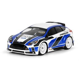 3353-00 - 2012 Ford Focus ST Clear body for 1:16 Rally Cha