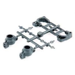 124009 - Front C-Hub Carriers + Rear Hub Carriers - S10 Twis